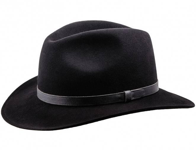 Filcowy kapelusz Fedora - świat kapeluszy sterkowski