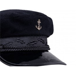 Emblemat  Kotwica Żeglarska - dodatek do czapek maciejówek i bretonek