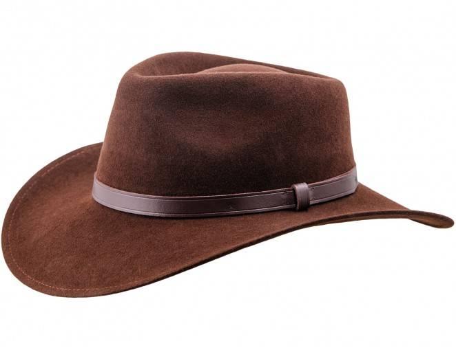 bazowy męski kapelusz filcowy warszawa