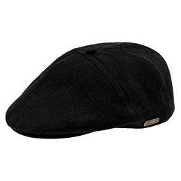 Lniana czapka damska na lato z daszkiem - sklep z czapkami warszawa