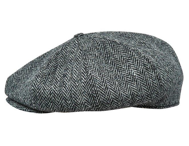 Męska czapka czarna - pracowania czapek warszawa