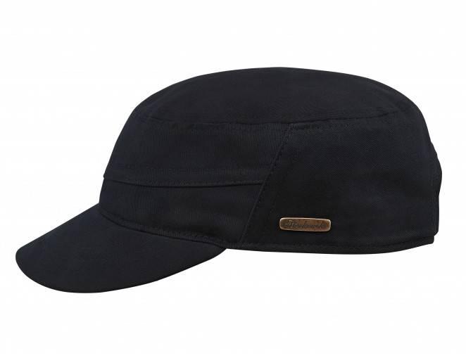 Czarna czapka z daszkiem - sklep warszawa