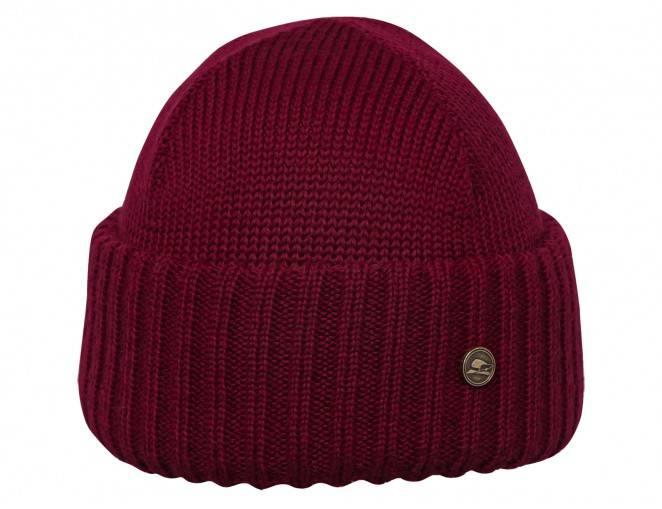 Retro nakrycie głowy beżowe z daszkiem - polskie czapki