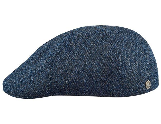Bawełniany kapelusz turystyczny z szerokim rondem idealny kapelusz przeciwsłoneczny na lato