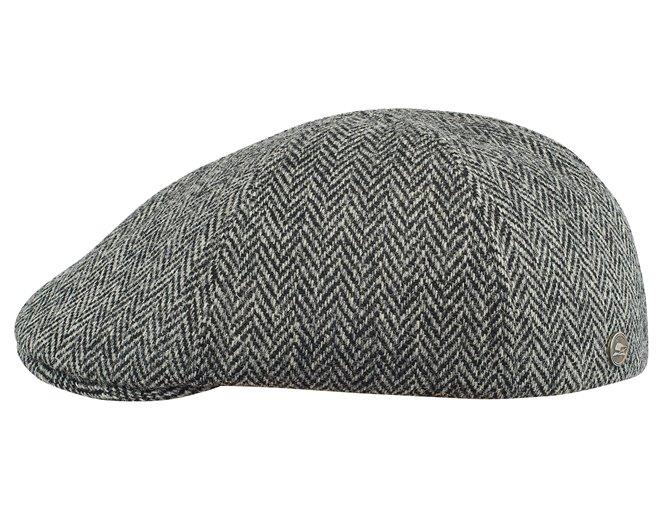 Beżowy kaszkiet czapka na lato, na plażę, na wakacje, na podróż