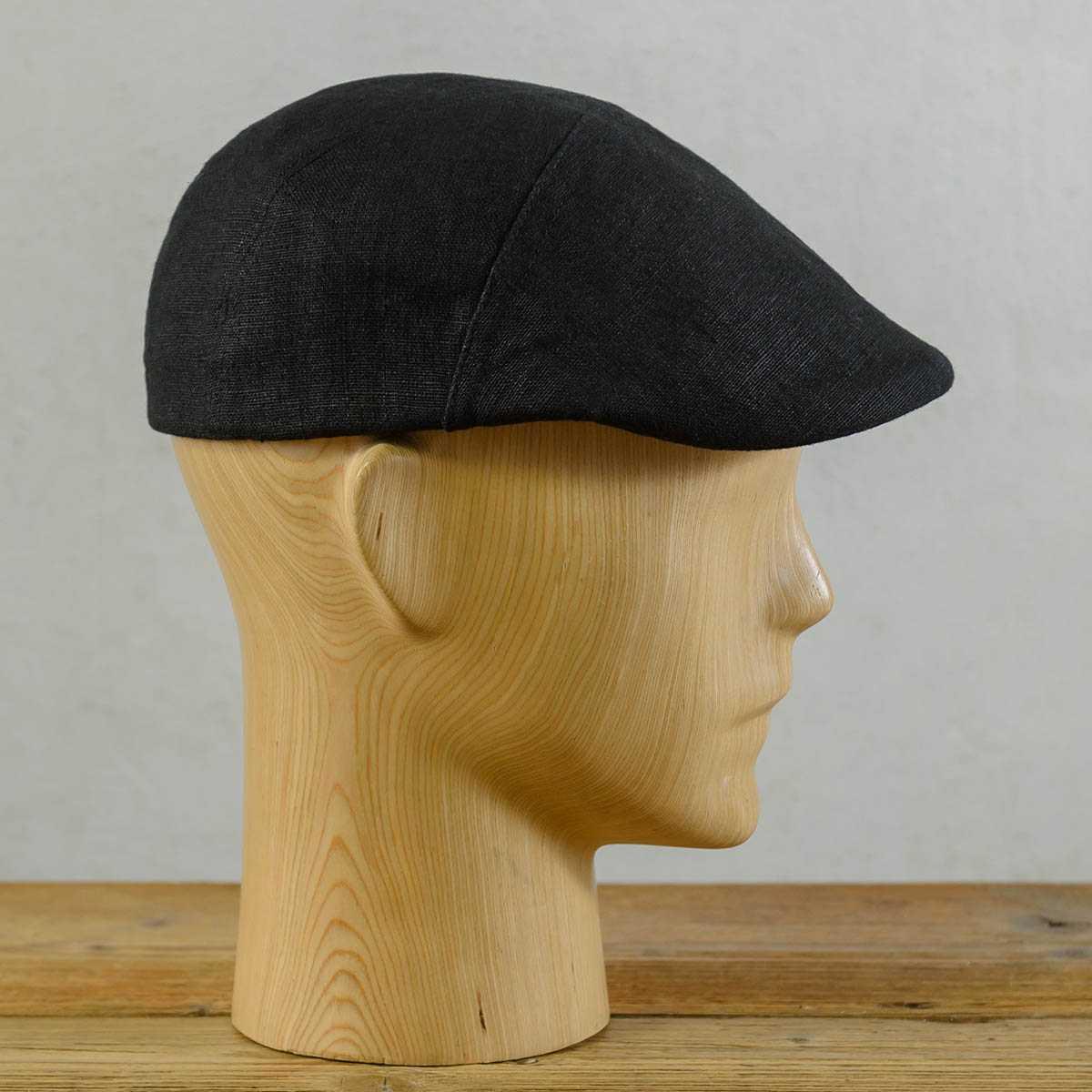 Sterkowski IVY FIVE letnia lniana czapka męska